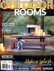 Outdoor Rooms - March 2018