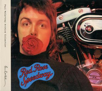 Paul McCartney And Wings - Red Rose Speedway (1973) {2018, Deluxe Edition}