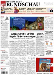 Westfälische Rundschau Meschede - 27. Juni 2019
