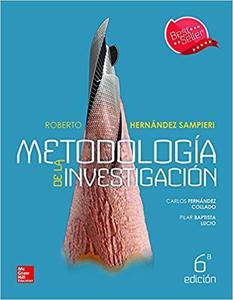 Metodologia De La Investigacion (6ta Edicion)