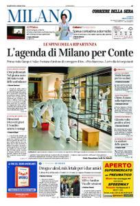 Corriere della Sera Milano – 28 aprile 2020