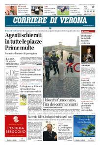 Corriere di Verona – 15 novembre 2020