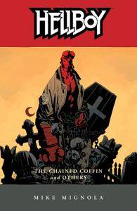 Hellboy v03 - The Chained Coffin and Others 2003 2nd edition Digital Zone-Empire