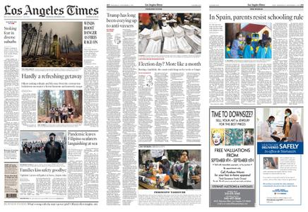 Los Angeles Times – September 09, 2020