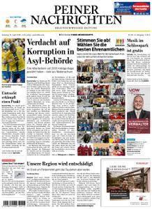 Peiner Nachrichten - 21. April 2018