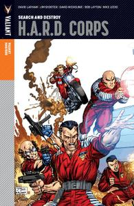 Valiant-Valiant Masters H A R D Corps Vol 01 Search And Destroy 2014 Hybrid Comic eBook