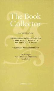 The Book Collector - Spring, 2006