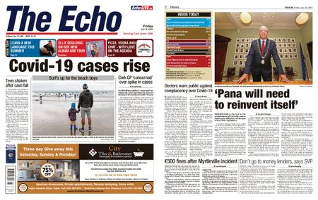 Evening Echo – July 10, 2020