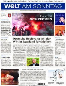 Welt am Sonntag Hamburg - 13. Mai 2018