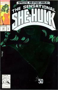 Sensational She-Hulk 1989 050
