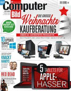 Computer Bild Germany - 26 Oktober 2018