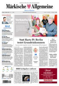 Märkische Allgemeine Dosse Kurier - 05. Oktober 2018