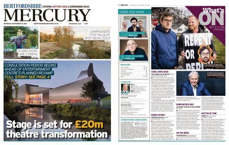 Hertfordshire Mercury – September 10, 2020