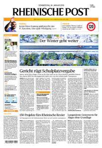 Rheinische Post – 24. Januar 2019