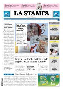 La Stampa Torino Provincia e Canavese - 30 Marzo 2019