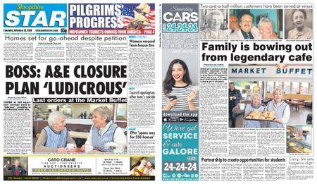 Shropshire Star Shrewsbury Edition – February 15, 2018