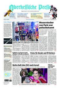 Oberhessische Presse Marburg/Ostkreis - 14. Mai 2018