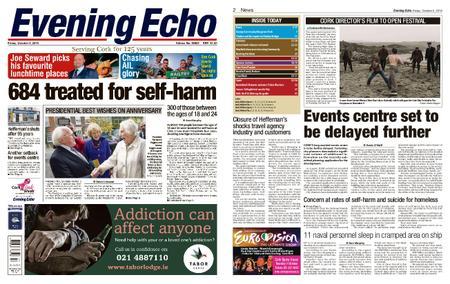 Evening Echo – October 05, 2018