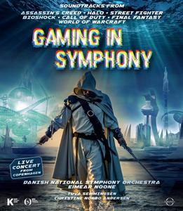 Eímear Noone & The Danish National Symphony Orchestra - Gaming In Symphony (2019)