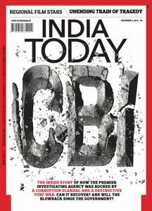 India Today - November 05, 2018