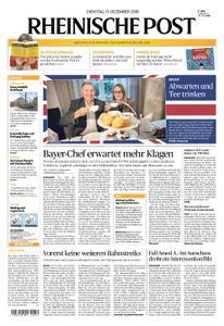 Rheinische Post – 11. Dezember 2018