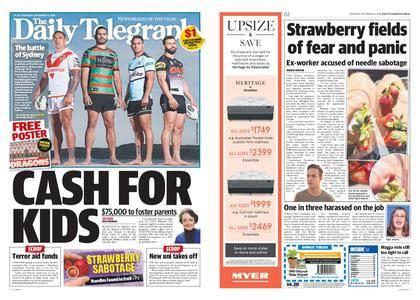 The Daily Telegraph (Sydney) – September 13, 2018