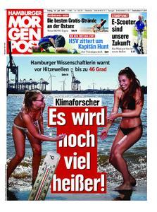Hamburger Morgenpost – 26. Juli 2019