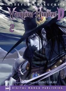 Vampire Hunter D v02 2008 Digital Lovag