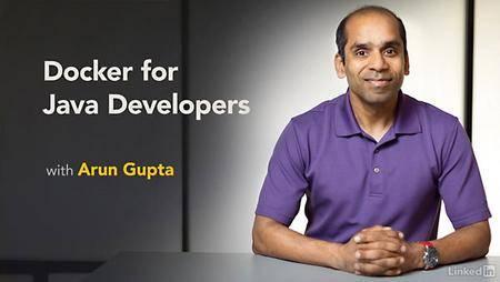 Lynda - Docker for Java Developers