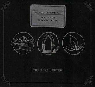 The Dear Hunter - Act I, II & III (2006-2009) [3CD Set 2017]