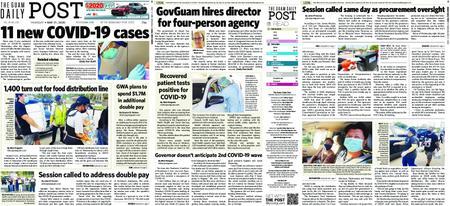 The Guam Daily Post – May 21, 2020