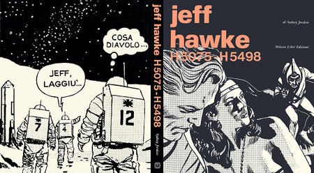 Jeff Hawke - Volume 12 - H5075 - H5498