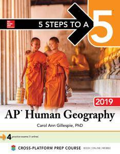 5 Steps to a 5: AP Human Geography 2019