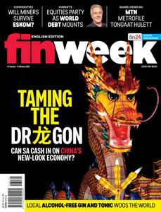 Finweek English Edition - January 16, 2020