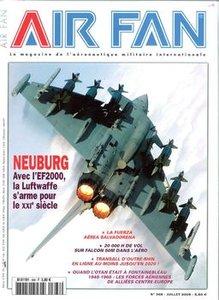Air Fan №368 Juillet 2009
