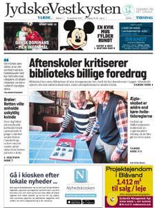 JydskeVestkysten Varde – 20. november 2018