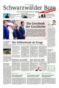 Schwarzwälder Bote Hechingen - 06. Juni 2019