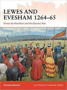 Lewes and Evesham 1264–65: Simon de Montfort and the Barons' War