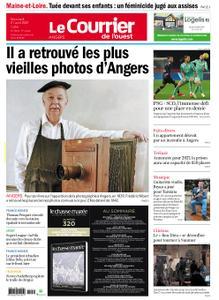 Le Courrier de l'Ouest Angers – 21 avril 2021