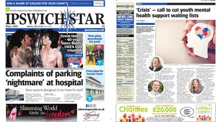 Ipswich Star – May 20, 2021