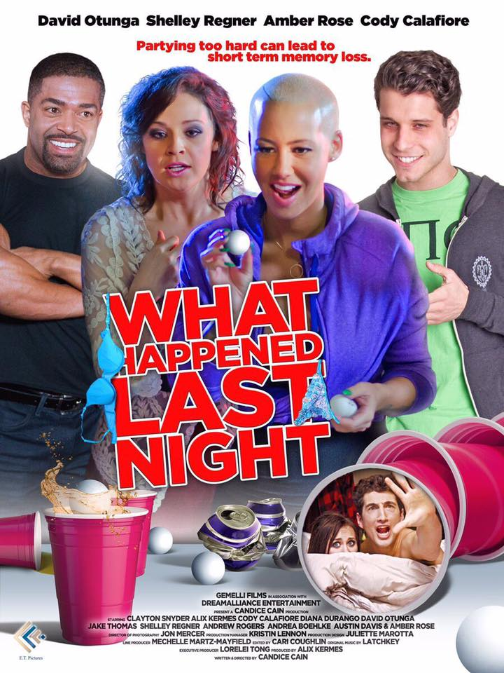 What Happened Last Night (2016)