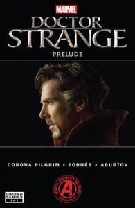 Marvel's Doctor Strange Prelude 02 (of 02) (2016)