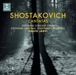 Paavo Järvi - Shostakovich: Cantatas (2015) [TR24][OF]