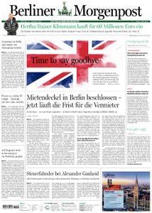 Berliner Morgenpost – 31. Januar 2020