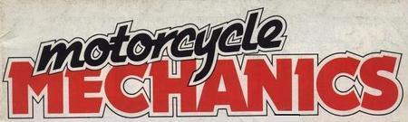 Motorcycle Mechanics - illustrated