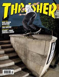 Thrasher Skateboard Magazine - February 2017