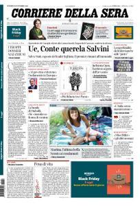 Corriere della Sera – 29 novembre 2019