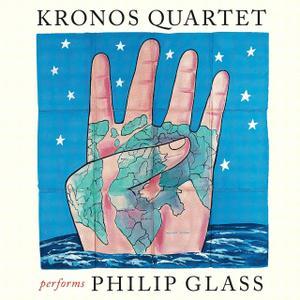 Kronos Quartet - Kronos Quartet Performs Philip Glass (1995) (Repost)