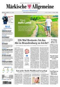 Märkische Allgemeine Zossener Rundschau - 03. Juli 2019