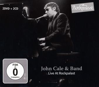 John Cale & Band - Live at Rockpalast (2017) {2 CD + 2 DVD NTSC, MIG 9030 rec 1983-1984}